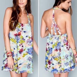Show Me Your Mumu Candy Strappy Dress 11-0500